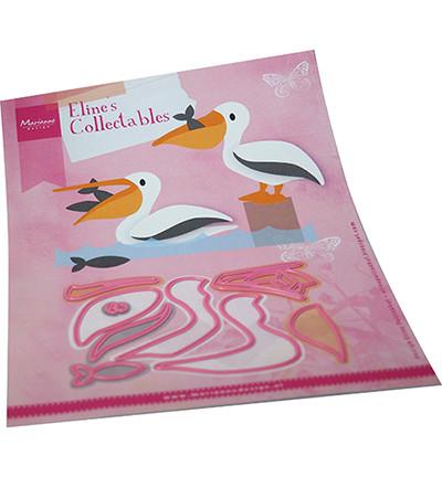 Marianne Design stanssisetti Eline's Pelican