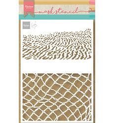 Marianne Design sapluuna Tiny's Beach