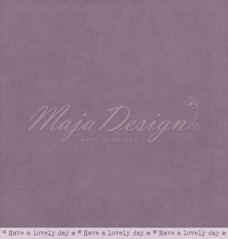 Maja Design Monochromes - Shades of Tropical skräppipaperi Lotus