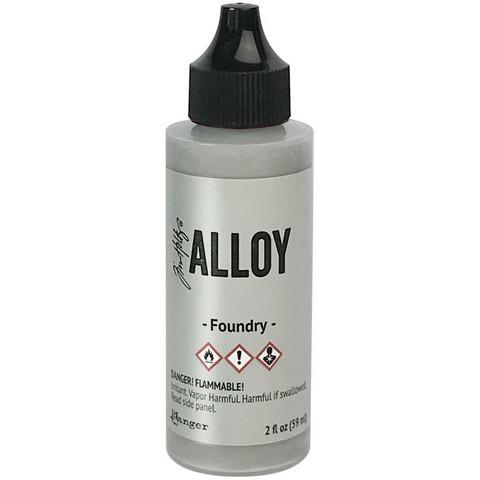 Tim Holtz Alloy alkoholimuste, sävy Foundry, 59 ml