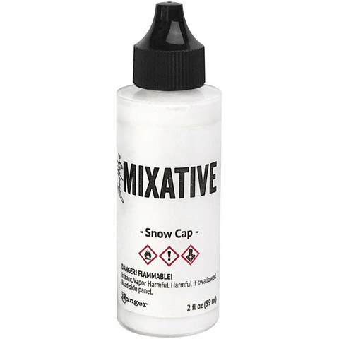 Tim Holz Metallic Mixative alkoholimuste, sävy Snow Cap, 59 ml