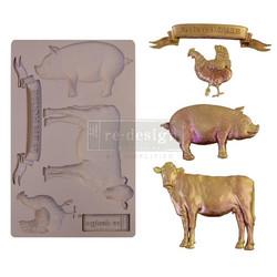 Prima Marketing Mould -muotti Farm Animals