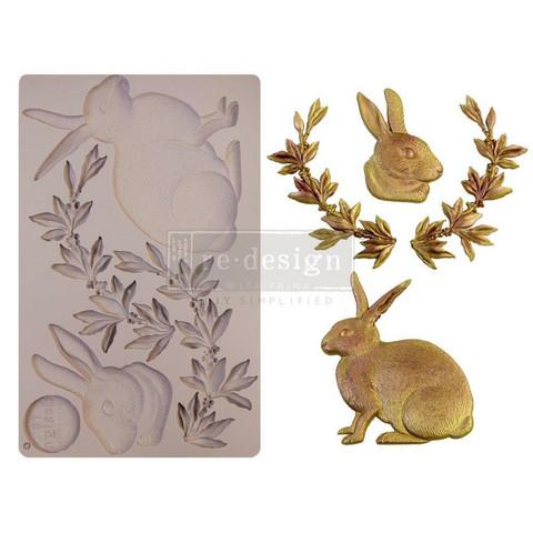 Prima Marketing Mould -muotti Meadow Hare