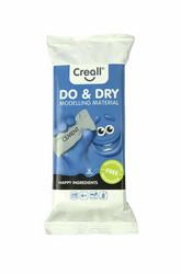 Creall Do & Dry Modelling Material -massa, 500 g, cement