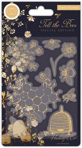 Craft Consortium Tell The Bees -leimasinsetti