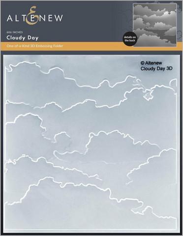 Altenew 3D kohokuviointikansio Cloudy Day