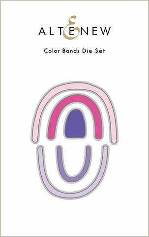 Altenew Color Bands -stanssisetti