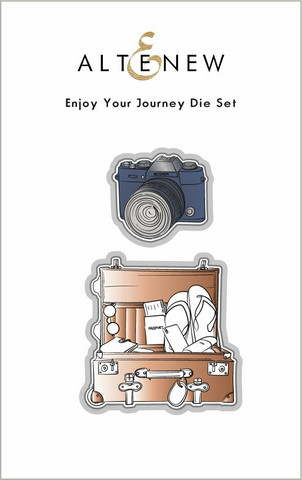 Altenew Enjoy Your Journey -stanssisetti