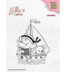 Nellie's Choice Cuties leimasin Young Sailors