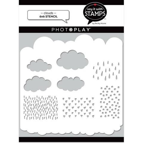 PhotoPlay sapluuna Clouds