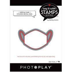 PhotoPlay stanssi Talking Masks