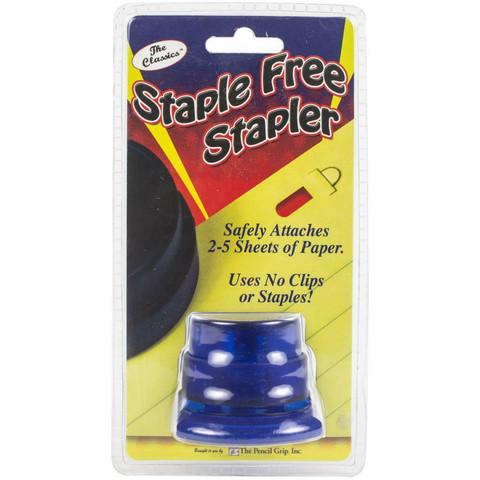 Staple Free Stapler, niititön nitoja