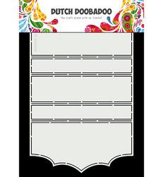 Dutch Doobadoo Card Art Angie -sapluuna