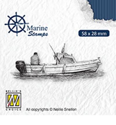 Nellie's Choice Marine leimasin Boat