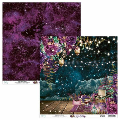 Mintay skräppipaperi Nightfall 03