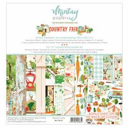 """Mintay paperipakkaus Country Fair, 12"""" x 12"""""""