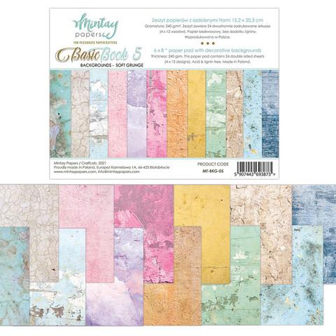 Mintay paperipakkaus Backgrounds, Soft Grunge