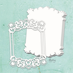 Mintay Chippies Album Base -chipboard Frame