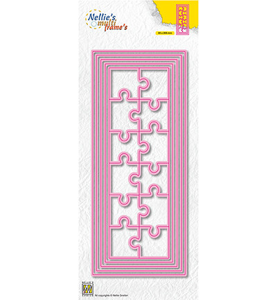 Nellie's Choice stanssi Slimline Puzzle
