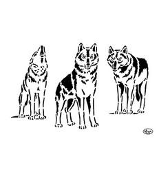 Viva sapluuna Wolf Pack