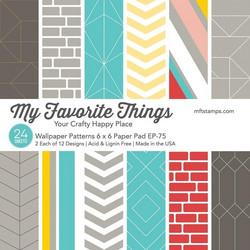 My Favorite Things Wallpaper Patterns -paperikko