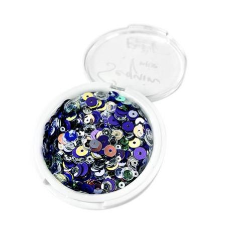 Picket Fence Sequin Mixes - Jewel Of The Nile -koristeet