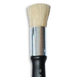 Stamperia Stencil Brush -sivellin, koko 6