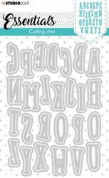 Studio Light stanssisetti Essentials Tall Alphabet