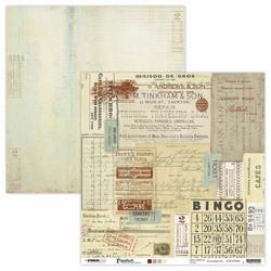 Studio Light skräppipaperi Planner Essentials 26