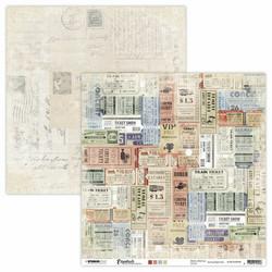 Studio Light skräppipaperi Planner Essentials 28