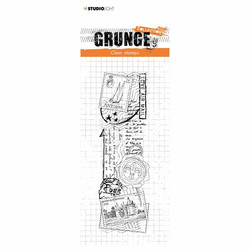 Studio Light leimasin Grunge Collection, Love Mail