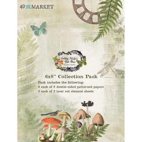 49 and Market paperipakkaus Vintage Artistry Hike More