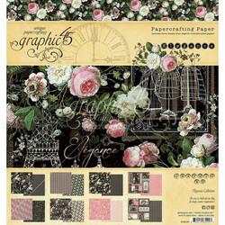 Graphic 45 -paperipakkaus Elegance, 8