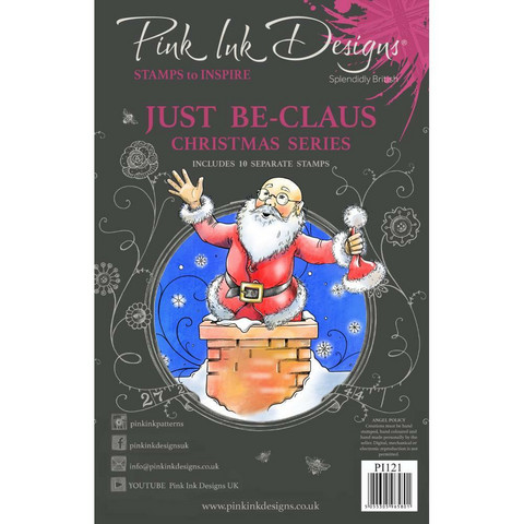 Pink Ink Designs leimasinsetti Just Be-Claus