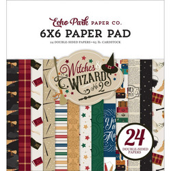 Echo Park Witches & Wizards No 2 -paperipakkaus