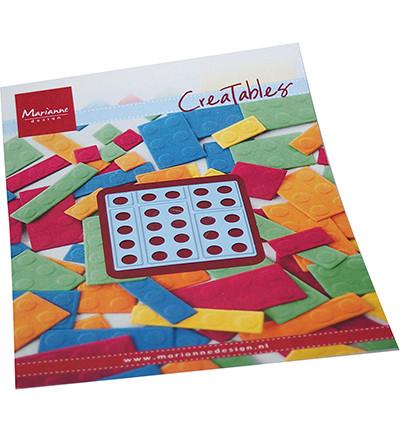 Marianne Design Bricks -stanssi
