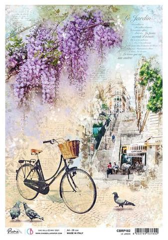 Ciao Bella riisipaperi Le Jardin