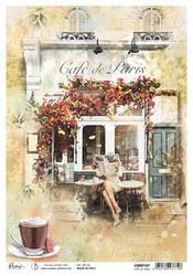 Ciao Bella riisipaperi Café de Paris