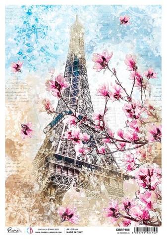 Ciao Bella riisipaperi Le Magnolia