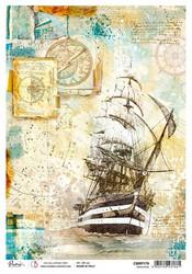 Ciao Bella riisipaperi Navigation