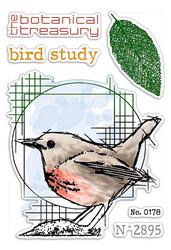 Ciao Bella leimasinsetti Bird Study
