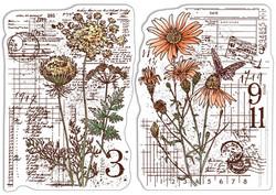 Ciao Bella leimasinsetti Botanical & Postmarks