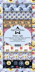 Paper Favourites Travel Light -paperipakkaus, Slim Line