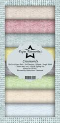 Paper Favourites Crosswords -paperipakkaus, Slim Line