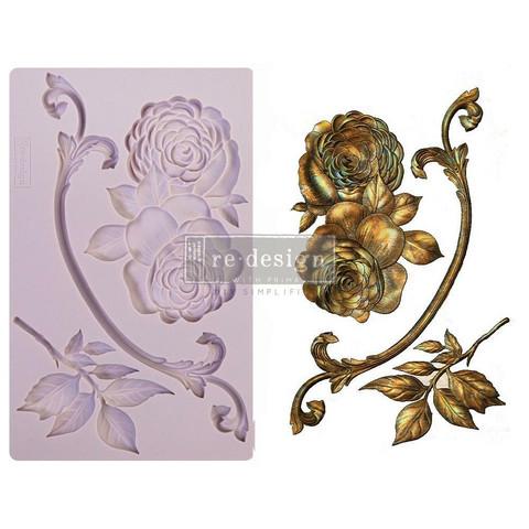 Prima Marketing Mould -muotti Victorian Rose