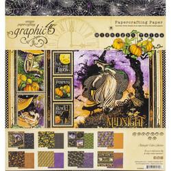 Graphic 45 -paperipakkaus Midnight Tales, 8