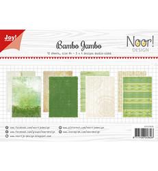 Joy! crafts paperipakkaus Bambo Jambo