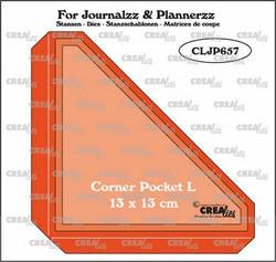 Crealies stanssisetti Corner Pocket L