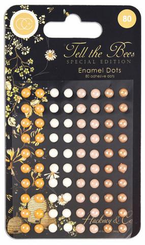 Craft Consortium Enamel Dots -tarrahelmet Tell the Bees