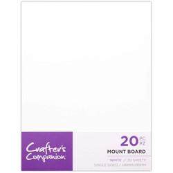 Crafter's Companion Mount Board, 20 arkkia